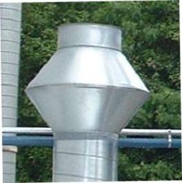 Deflektorhaube NW 250-0